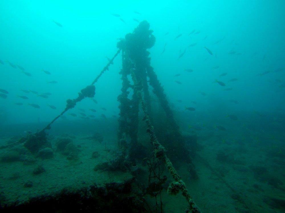 Wreck Dive Palau
