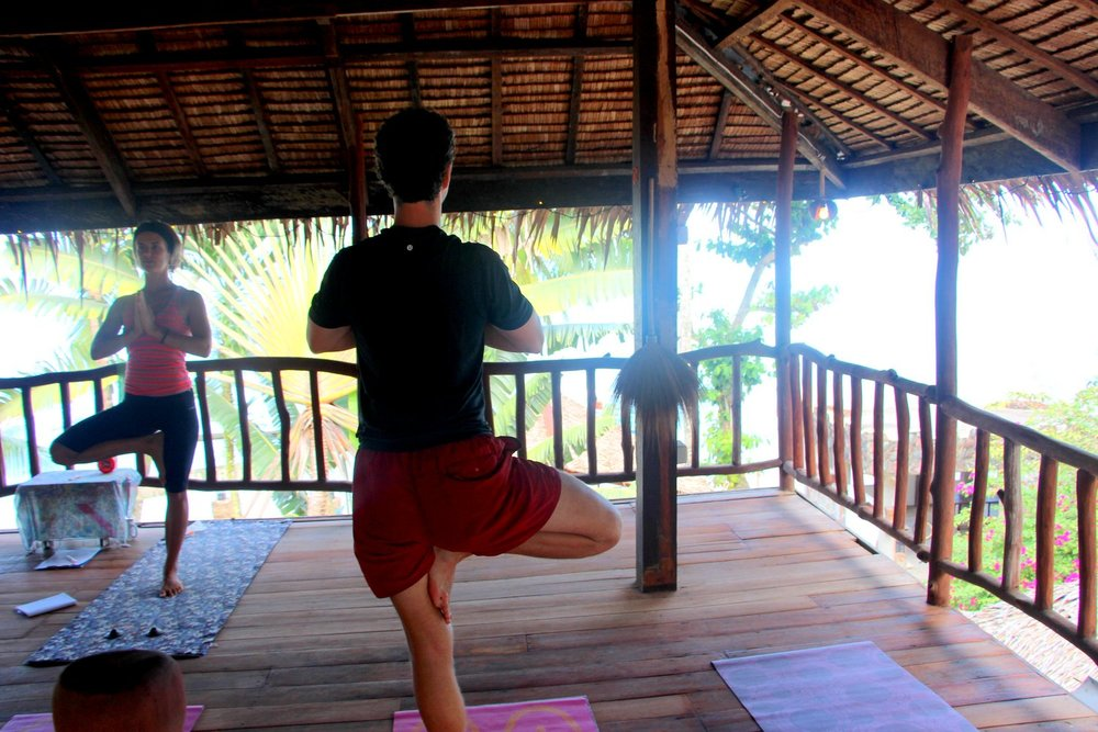 Port Barton Yoga