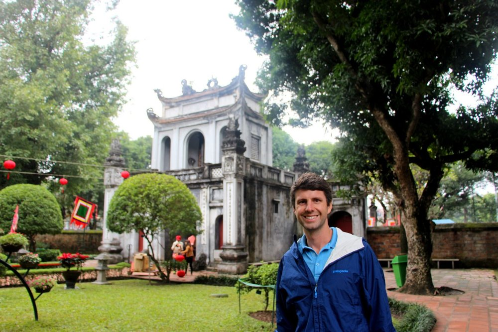 Temple of Literature Vietnam