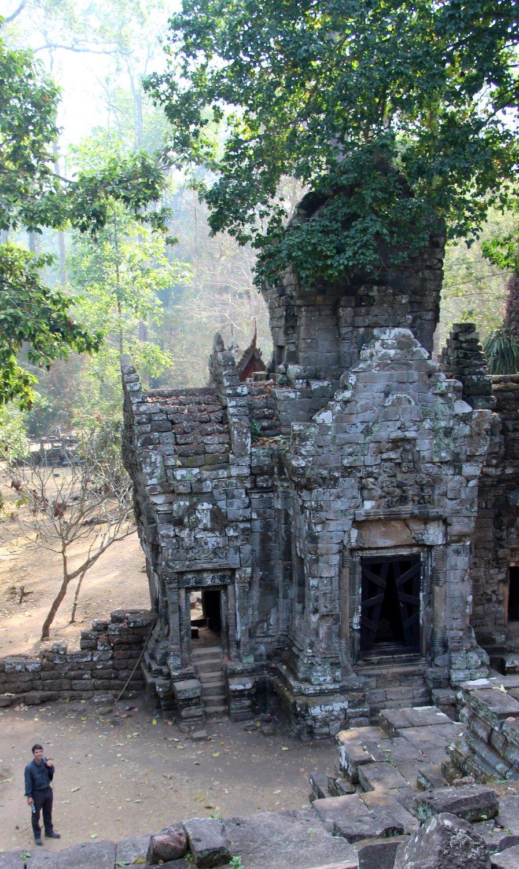 Angkor exploring