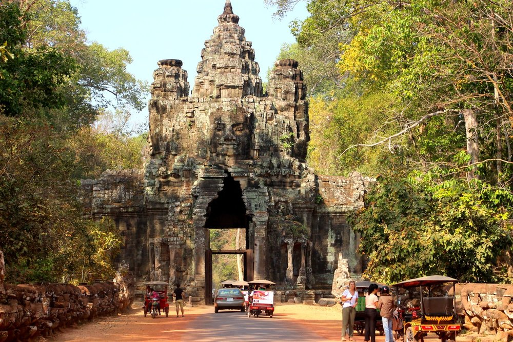 Explore Angkor