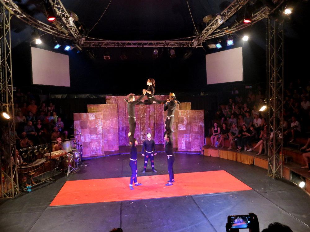 The Phare Circus
