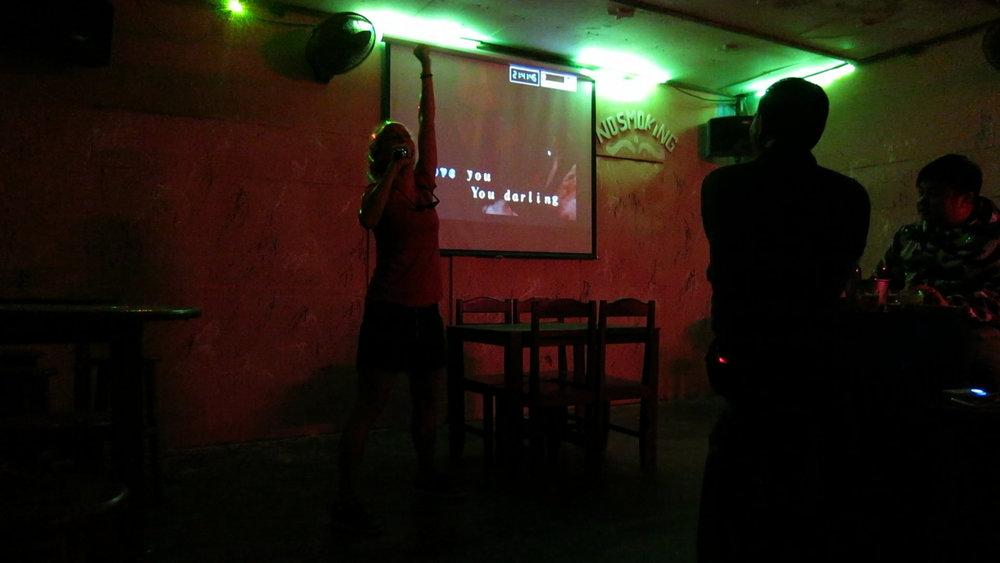 Laos Karaoke