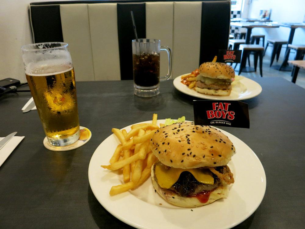 Singapore American Dinner