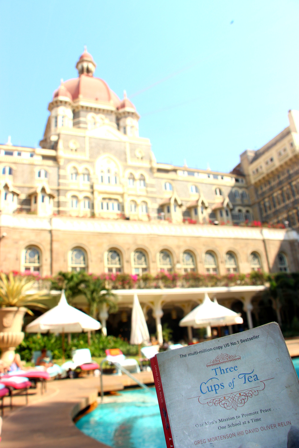 Taj Mahal Hotel Honeymoon