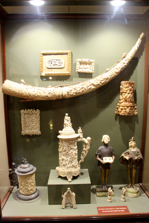 Mumbai museum honeymoon