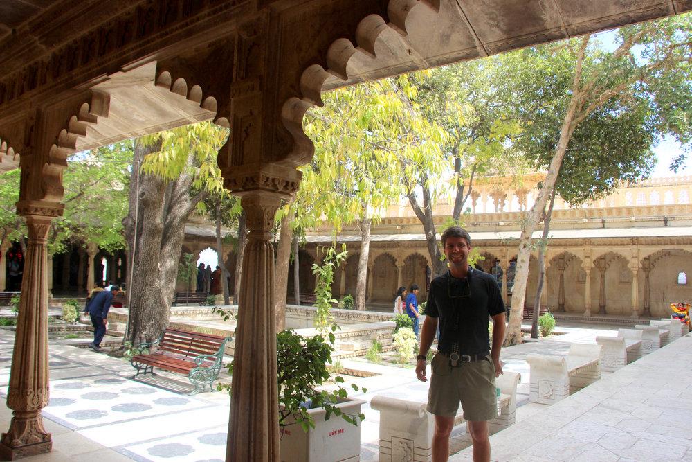 Udaipur Palace Honeymoon
