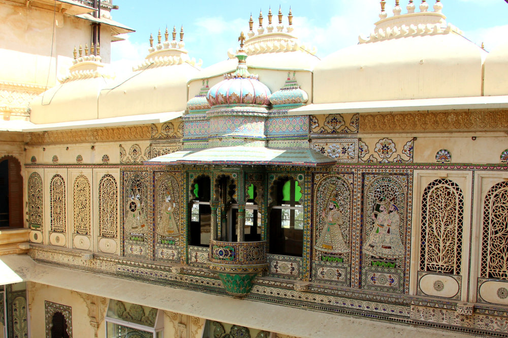 Udaipur Palace Honeymoon