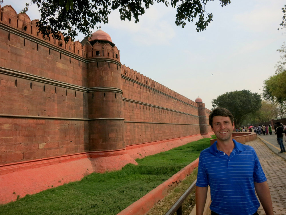 Red Fort India