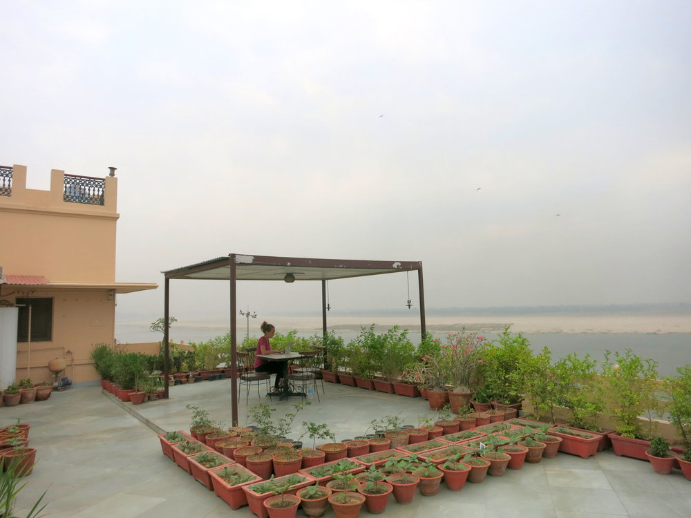 Varanasi Hotel Ganges View