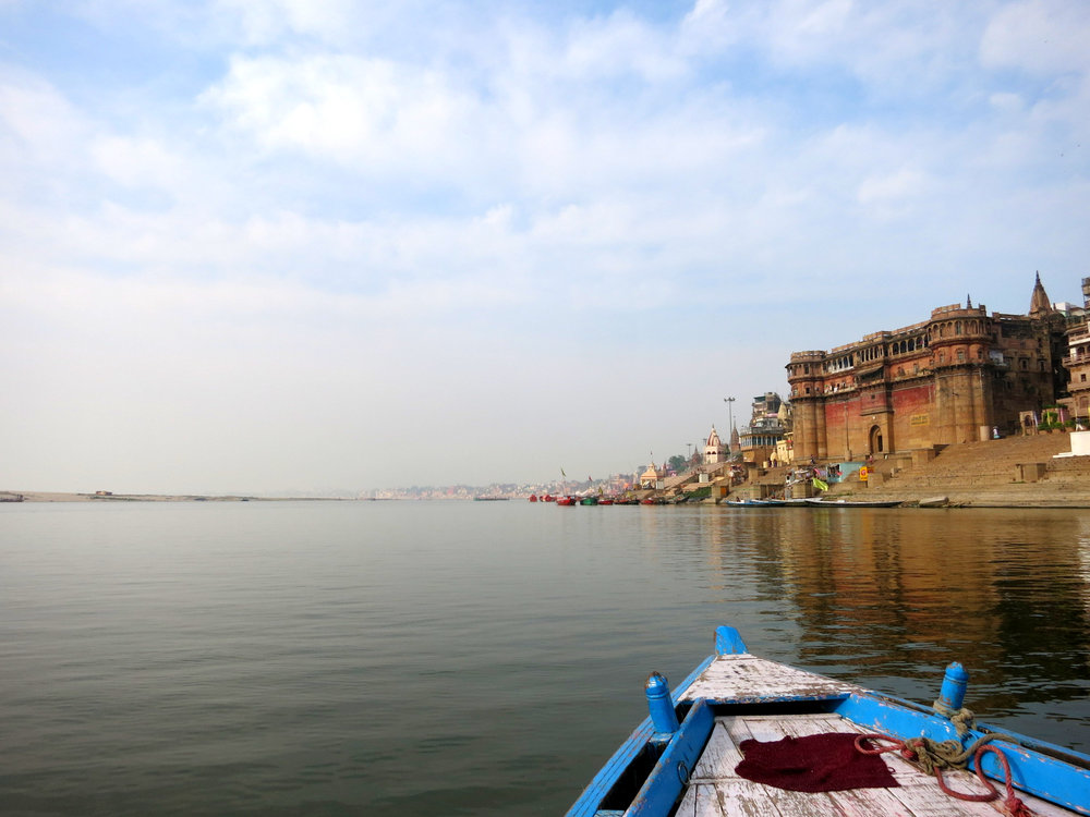 Varanasi Ganges View