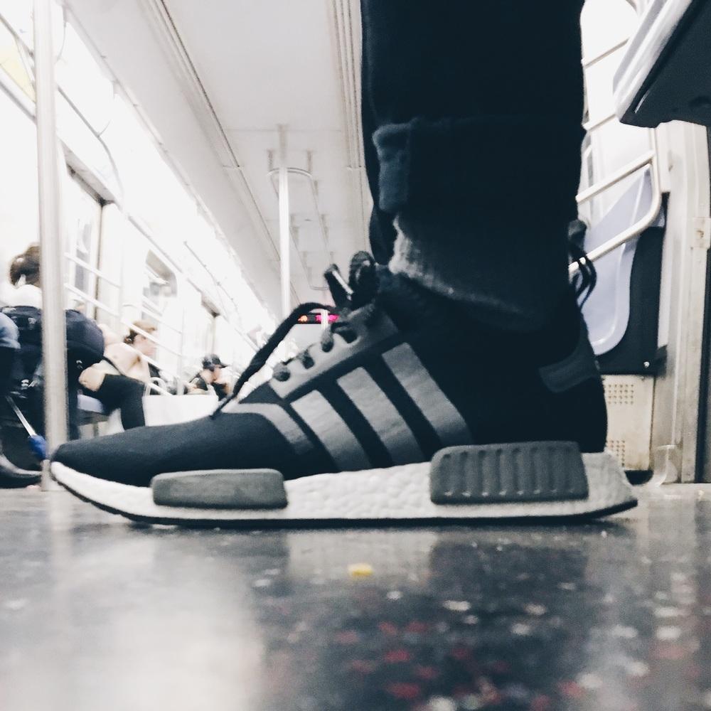 "Adidas NMD ""Key City"" 1/1000"