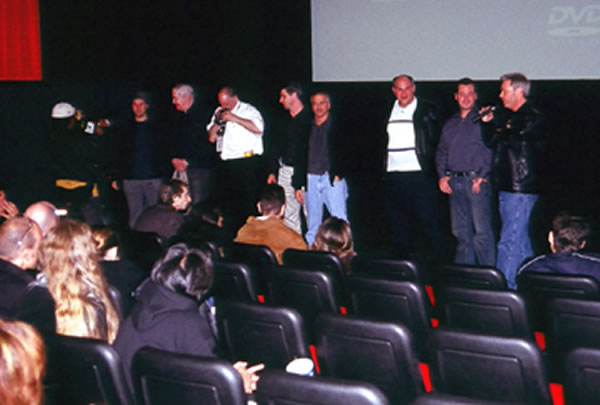 Queens International Film Festival Oct. 2004