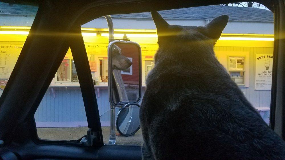 - MUM!!!!   I'll Have A Doggy Sundae