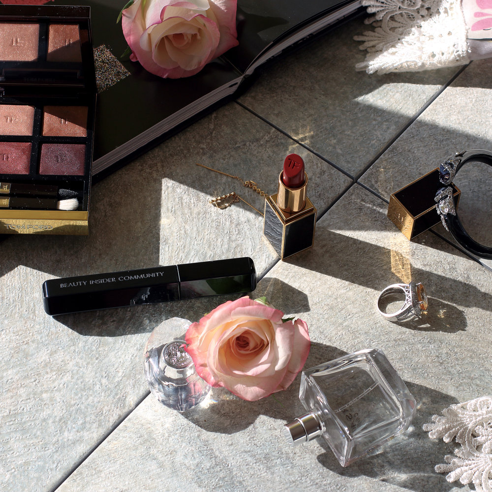 Tom Ford: Lip Color & Honeymoon Eye Quad Review -