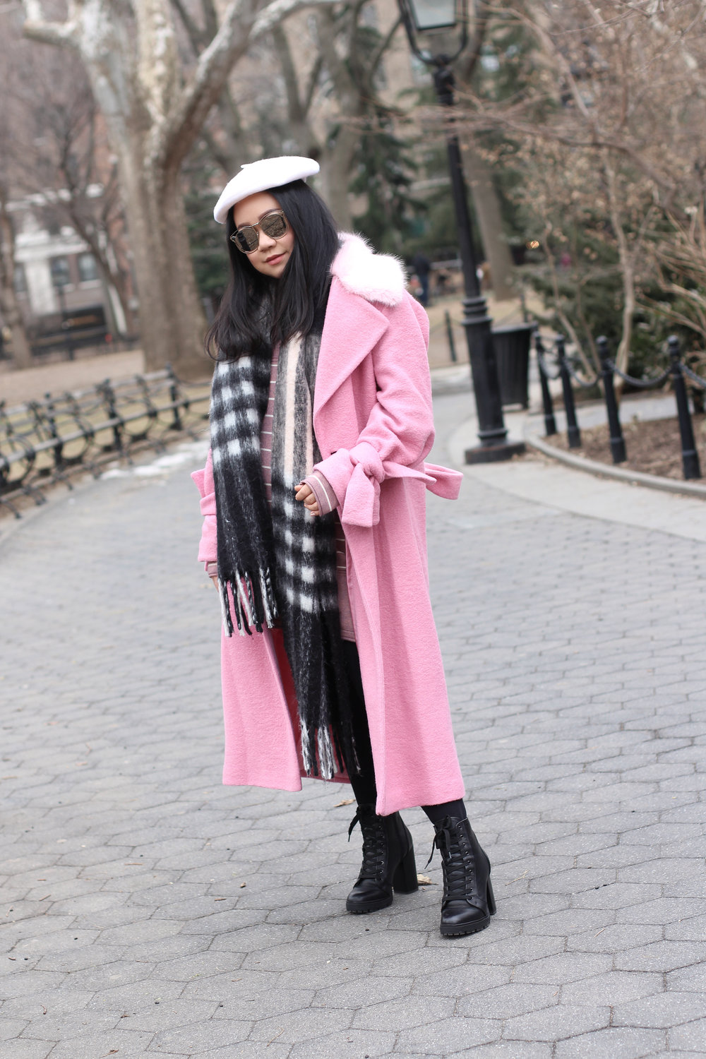 NYFW Diaries—Millennial Pink Is Alive And Well -