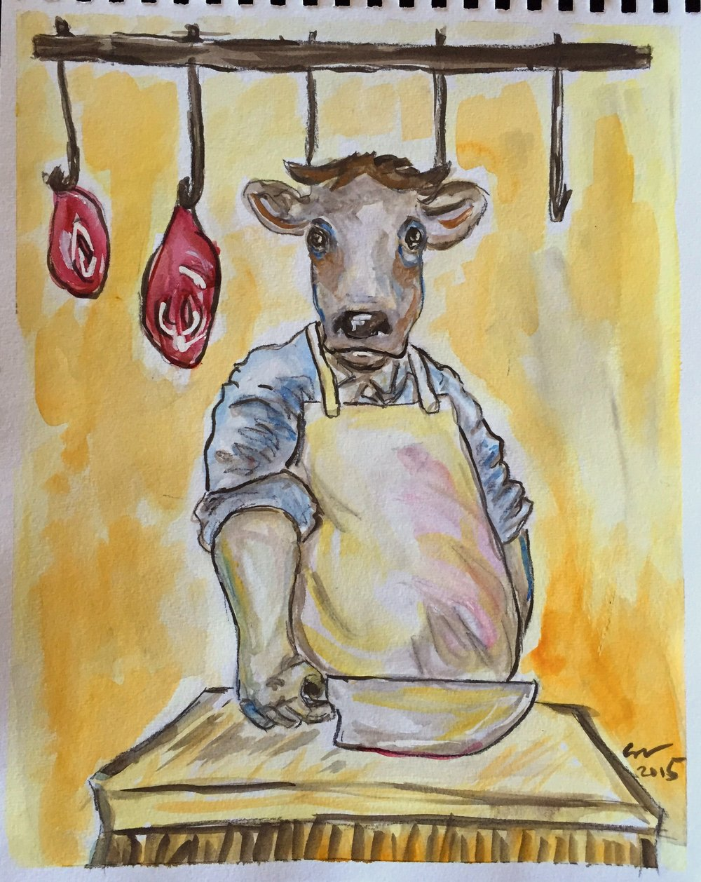Cow Butcher
