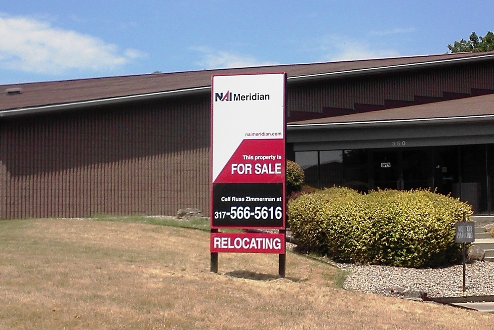 For Sale Sign For NAI Meridian