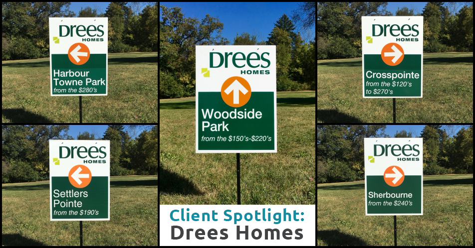Client Spotlight: Drees Homes