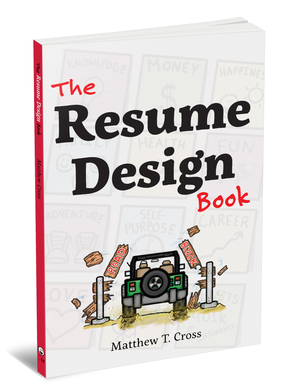 the resume design book by matthew t cross amazon giveaway blog post.jpg