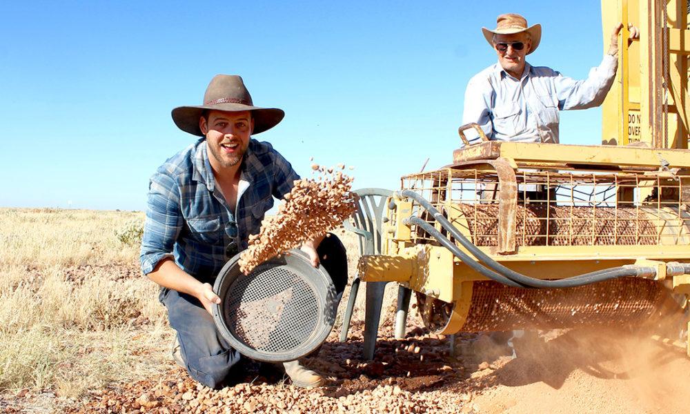 Outback Opal Hunters Sound