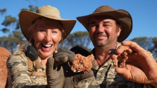 Aussie Gold Hunters Series 3 Sound Editing Sound Mixing Television