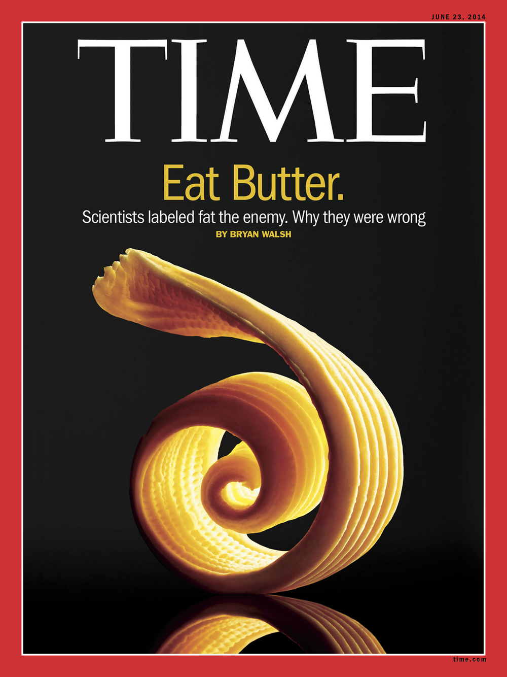 The Science — Eat the Butter