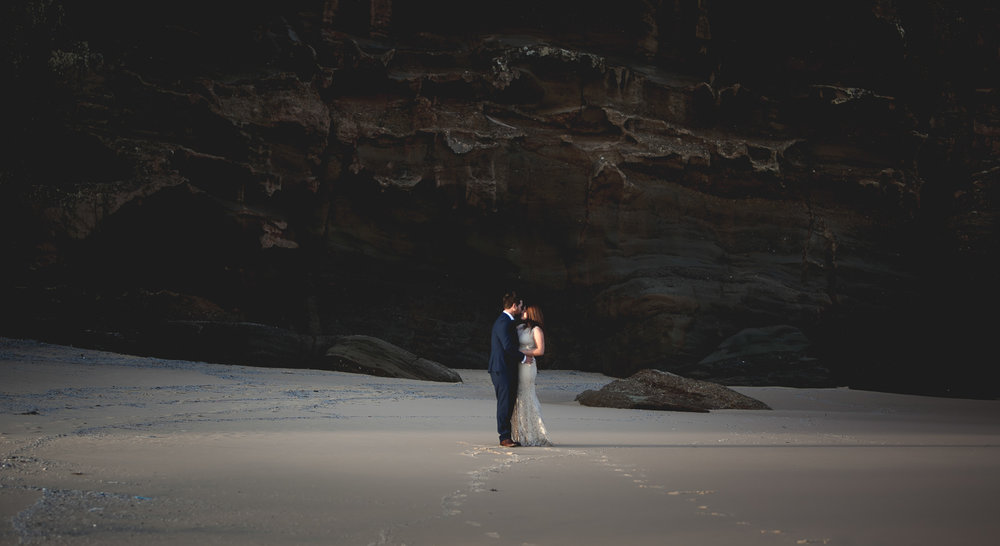 Sandy & Dan - Newcastle Wedding Photographer