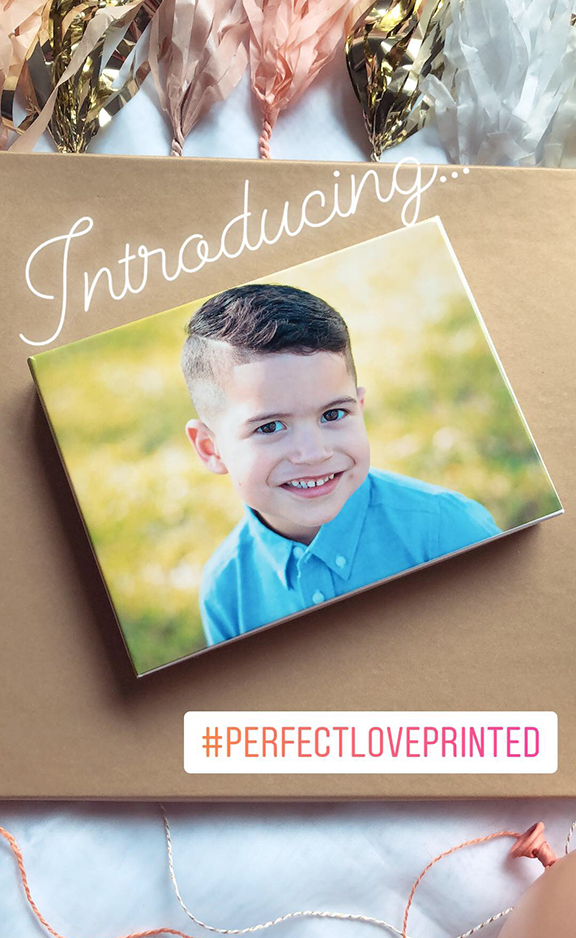 perfect love printed