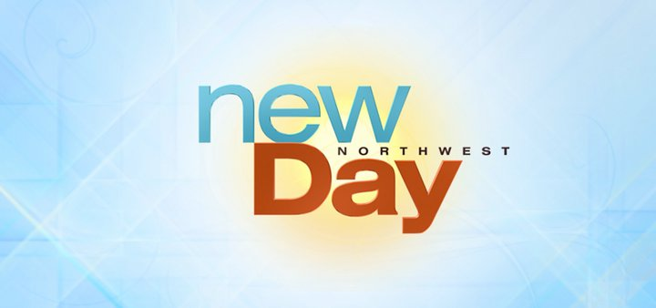 "We're looking forward to our appearance tomorrow on Seattle's KING TV morning show ""New Day Northwest"". Tune in to see us perform between 10am-11am!"