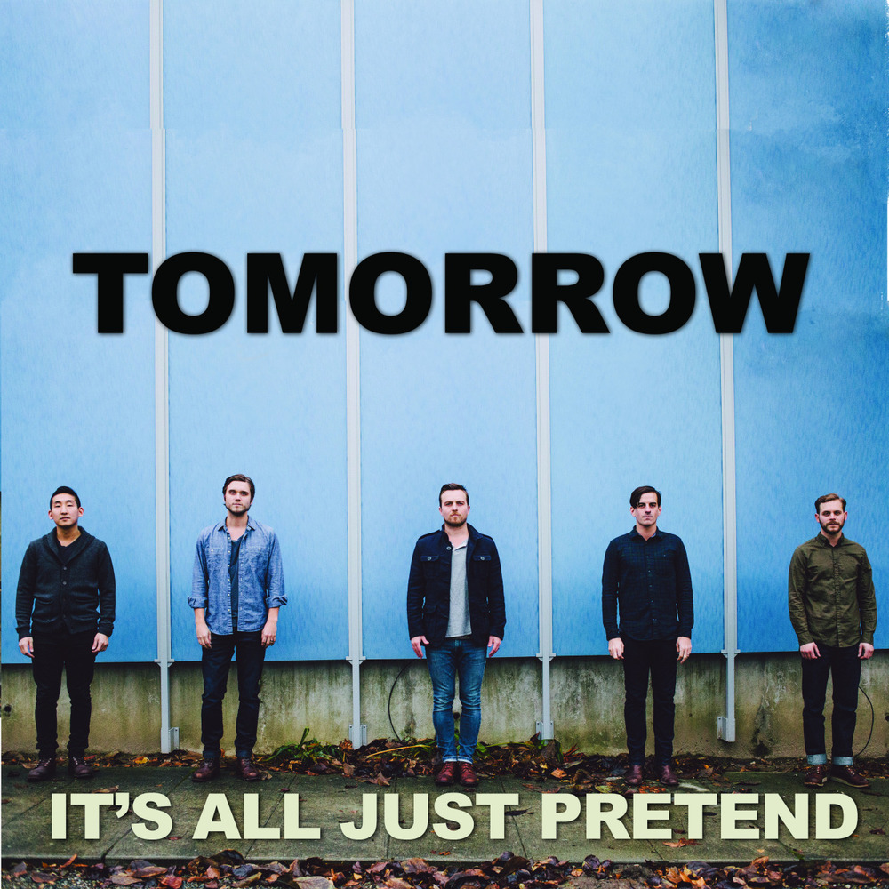 "The wait is almost over. ""It's All Just Pretend"" is out tomorrow!"