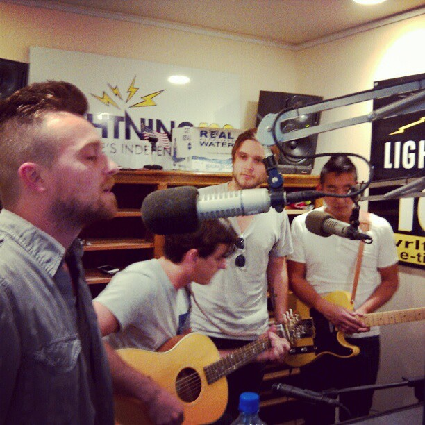 Honored to play Nashville's #Lightning100 this afternoon!
