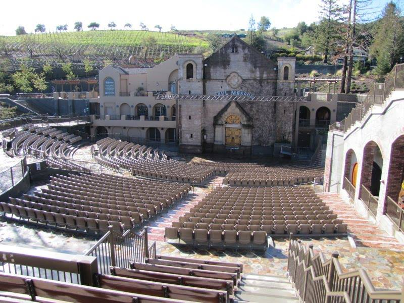 Hey Saratoga, CA… guess what? We're playing at The Mountain Winery tonight at 7:30pm! Tickets HERE.