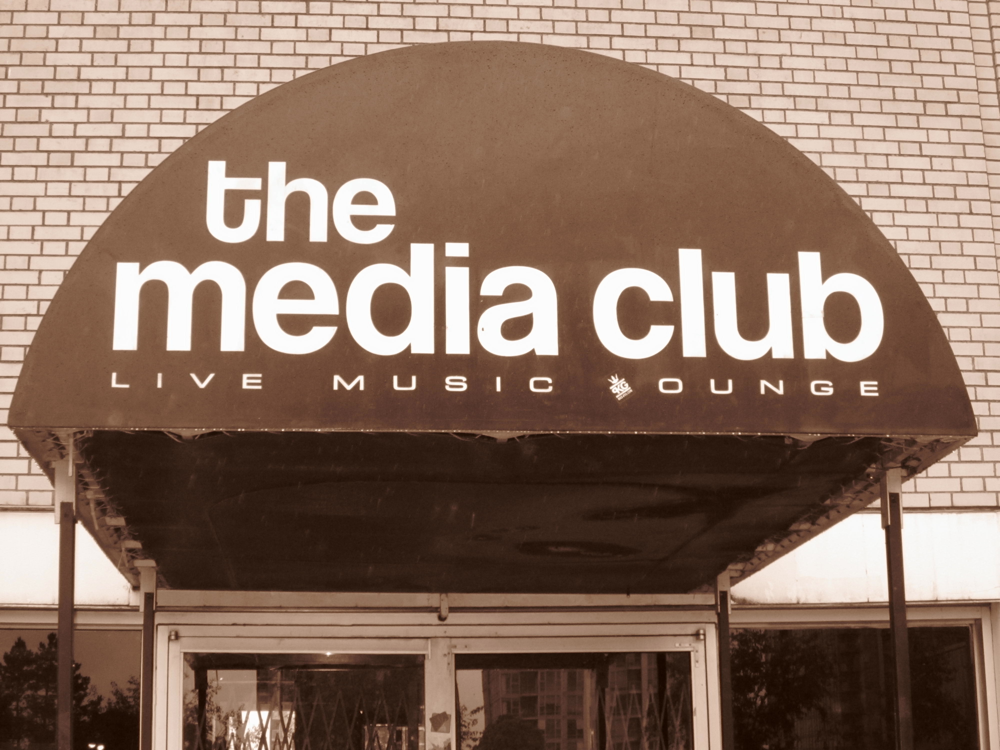 Tonight we're at The Media Club in Vancouver, BC for the last show of this tour! (No worries if you haven't seen us yet, we're back on the road at the end of May!) We play at 9pm, hope we see you there! Tickets can be found  HERE .