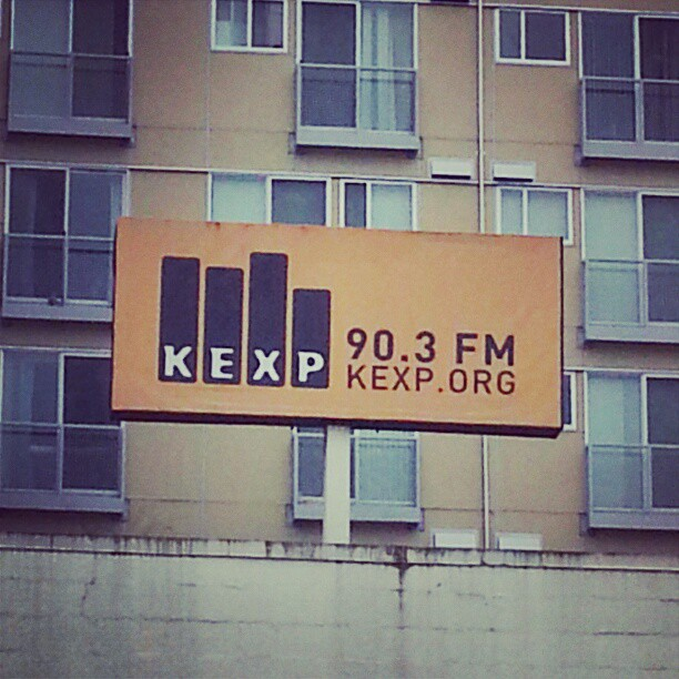 KEXP In Studio Today at 11!  90.3 on the dial if your in Seattle,  Kexp.org online!
