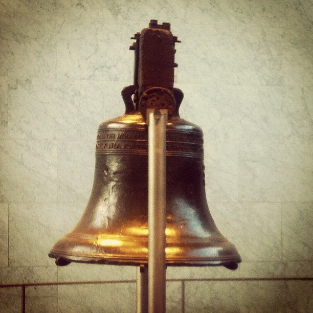 Liberty Bell! (Taken with Instagram)