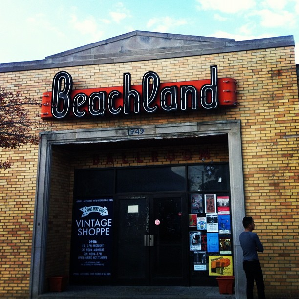 Playing here tonight… Beachland Tavern, Cleveland