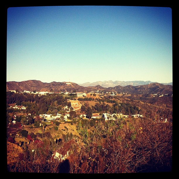 Runyon canyon (Taken with  instagram )