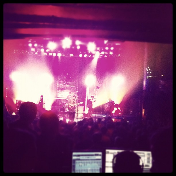 Hey Rosetta! Awesome (Taken with instagram)