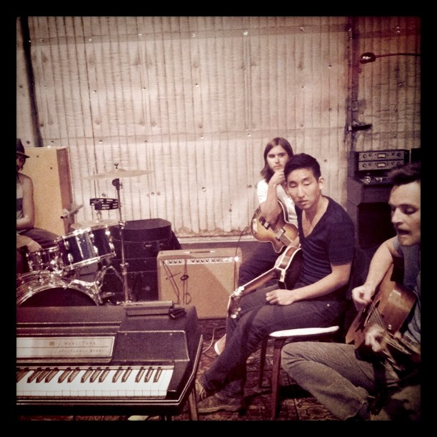 Pre pro (Taken with  Instagram  at Fairfax Recording)