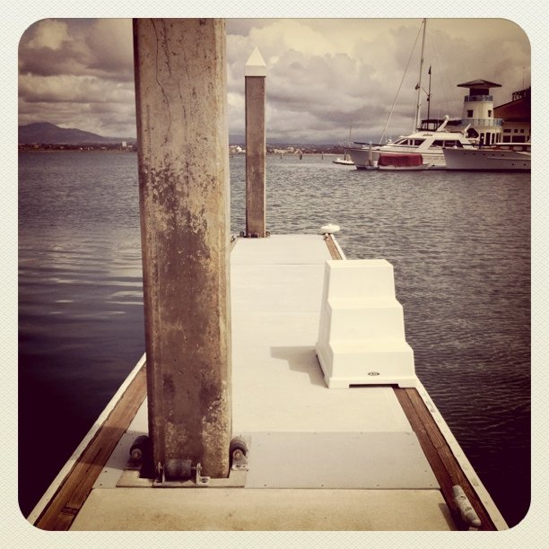 :( (Taken with Instagram at Coronado Cays Yacht Club)