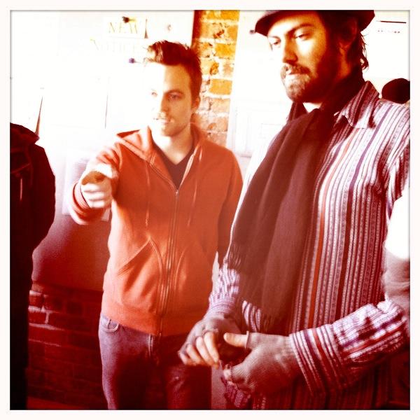KYRS In Spokane In Studio