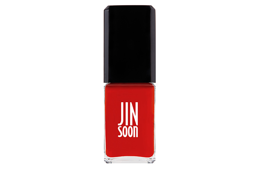 Jin Soon Nail Lacquer in Pop Orange, $22