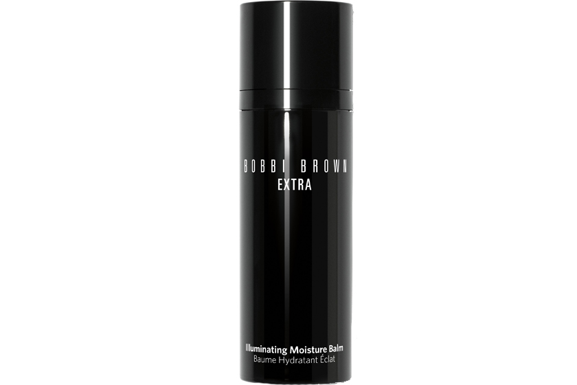 "Bobbi Brown Illuminating Moisture Balm, $74.  ""My 'dream cream,' this makes skin look fresher and prettier."""