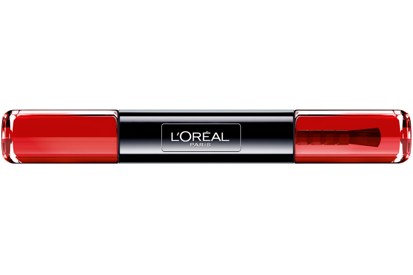 "L'Oréal Paris Infallible 2-Step Nail Colour, $11.  ""The colours are very strong and very resistant."""