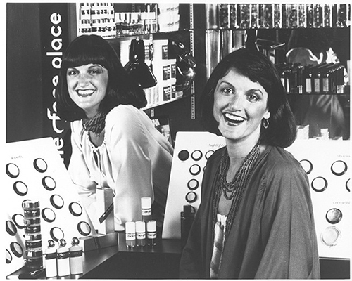 JEAN AND JANE FORD, THE SISTERS WHO FOUNDED BENEFIT COSMETICS