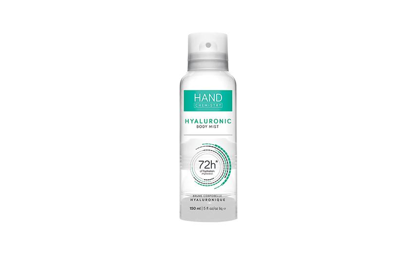 Hand Chemistry Hyaluronic Body Mist, $20