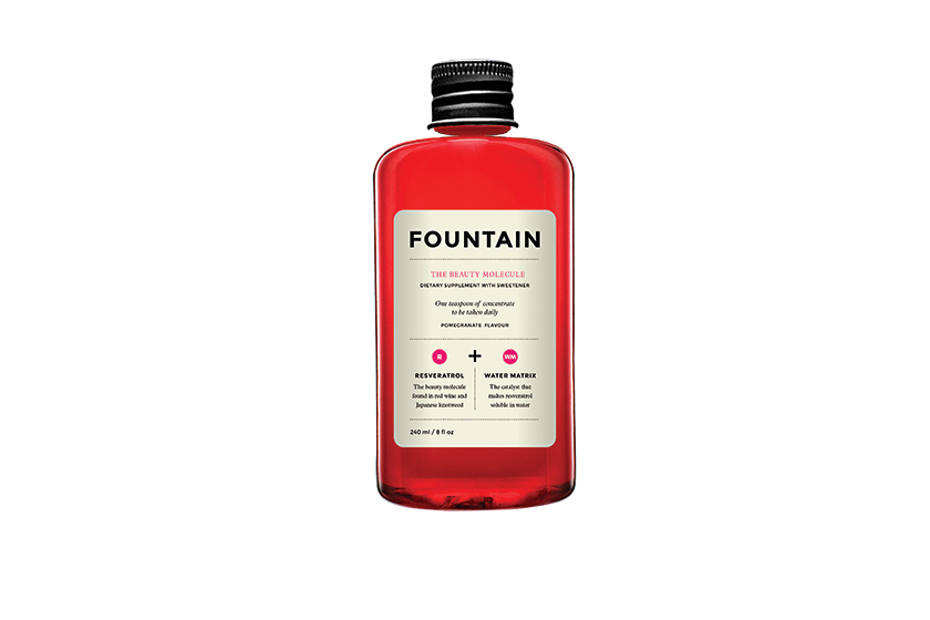 Fountain The Beauty Molecule, $38