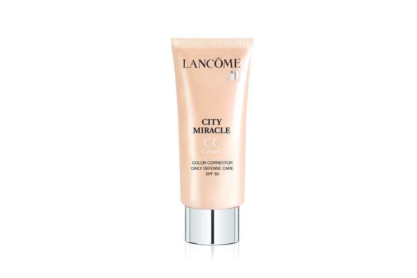Lancôme City Miracle CC Cream, $46, includes an ingredient dubbed Detoxyl to stop metallic pollutants from adhering to skin.