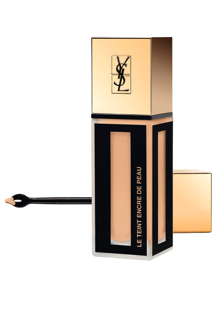 Yves Saint Laurent Fusion Ink Foundation, $64, at YSL counters